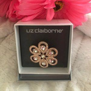 Liz Claiborne Jewelry | NWT Liz Claiborne Brooch